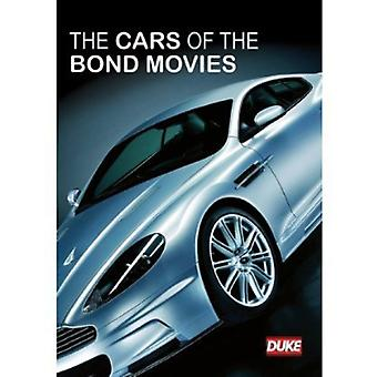 Cars of Bond Movies [DVD] USA import