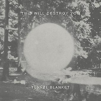 This Will Destroy You - Tunnel Blanket [CD] USA import