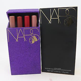 Nars Studio 54 Velvet Rope Velvet Matte Lip Pencil Set / Nowy z pudełkiem