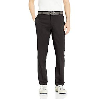 Essentials Men's Standard Straight-Fit Stretch, Zwart, Maat 42W x 30L