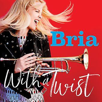 Bria Skonberg - With a Twist [CD] USA import