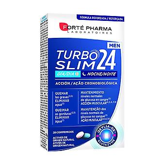 Turboslim 24 (Men) 28 tablets