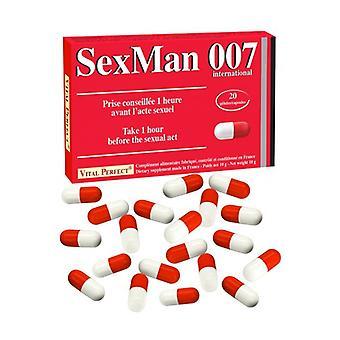 SexMan 007 20 capsules