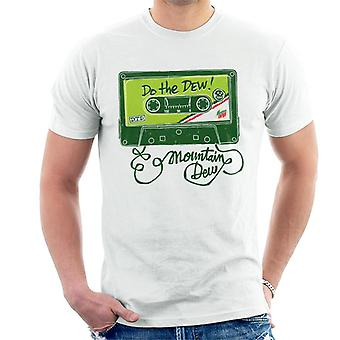Mountain Dew Mix Tape Men's T-Shirt