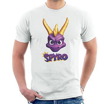 Spyro Face Logo Men's T-Shirt