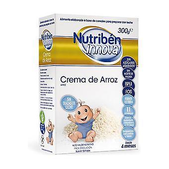 Innova Porridge Rice Cream 4m + 300 g of powder
