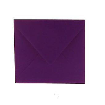 Papicolor violett 14x14cm Umschläge