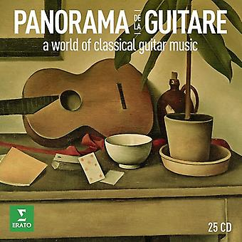 Various Artist - Panorama De La Guitar [CD] USA import