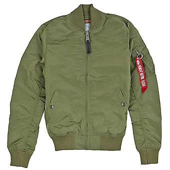 MA-1 TT Sage Green Bomber Jacket