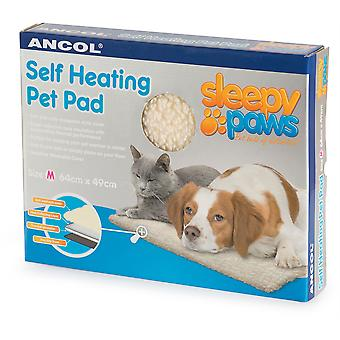 Ancol Self-Heating Pet Pad - Medium