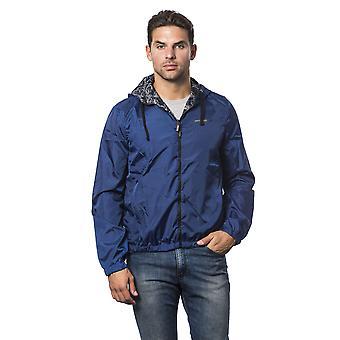 Roberto Cavalli Sport Dk Navy Jacket RO823117-XXS