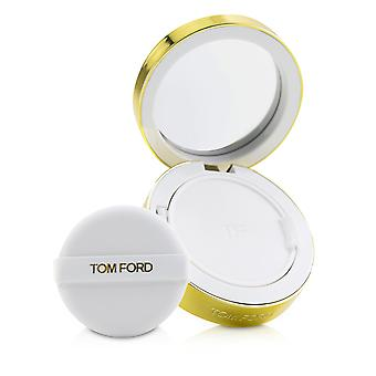 Soleil glow tone up hydrating cushion compact foundation spf40 # 0.5 porcelain 240177 12g/0.42oz