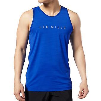 Reebok Les Mills Activchill ED0583 entrenamiento todo el año camiseta para hombres