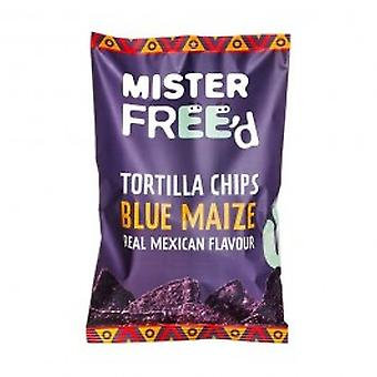 Mister Free'd - Tortilla Chips With Blue Corn 135g x 12