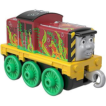 Thomas & Friends Trackmaster Small Push Along Engine Seaweed Salty