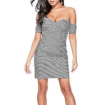 נחש | שמלת גינגהאם קלאסית SL