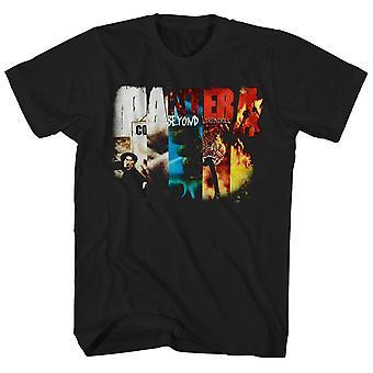 Pantera T Shirt Album Art Collage Pantera Shirt