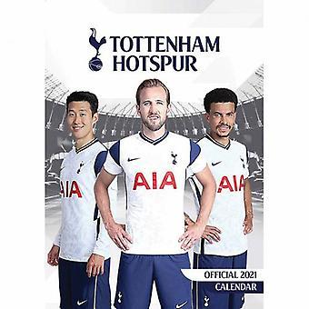 Tottenham Hotspur Calendar 2021