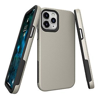 Für iPhone 12 Pro/12 Case Armour Shockproof Strong Light Slim Cover Gold