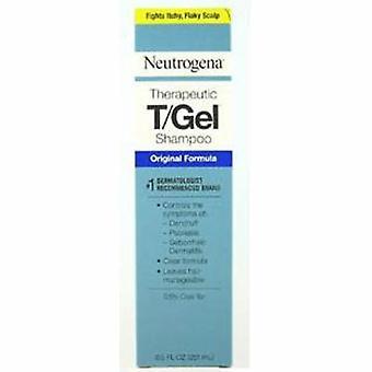 Neutrogena Shampoo T/Gel 8.5 oz. Flip Top Bottle Scented, 1 Each