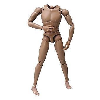 1/6 Scale Action Figure Male Muscular Nude Body Version 4.0 Toys Model