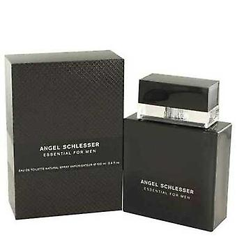 Angel Schlesser Essential By Angel Schlesser Eau De Toilette Spray 3.4 Oz (men) V728-457900