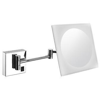 3x LED ljusstade väggmonterad spegel ledningar