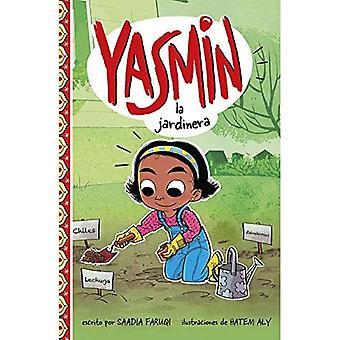 Yasmin La Jardinera (Yasmin en Espanol)