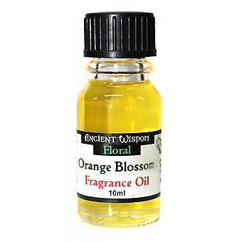 10 مل زيت عطر زهر البرتقال X 1