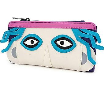 Loungefly Nightmare Before Christmas Shock Faux Leather Flap Purse