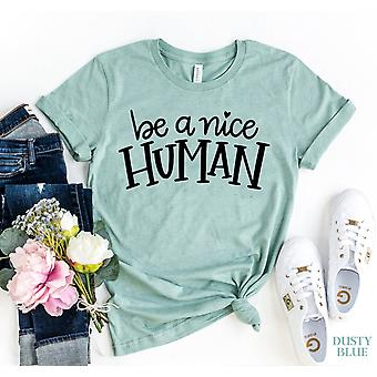 Fii un frumos om T-shirt
