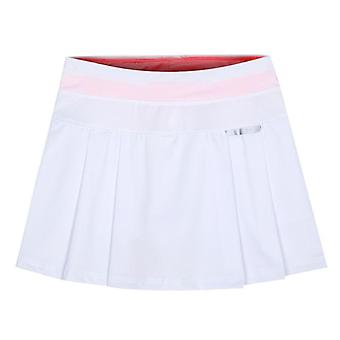 Naisten Tennis hame Plus Koko Rento Sulkapallo Shortsit Anti-exposure Fitness