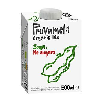Natural sugar-free Soya drink 500 ml