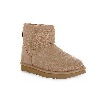 UGG Mini Classic Snow 1113494BLACK universal winter women shoes