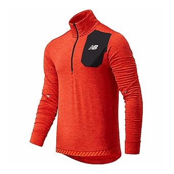 New Balance Impact Run Grid Back MT03255DB1 badminton toute l'année sweat-shirts hommes
