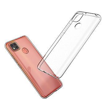 Coque Pour Xiaomi Redmi 9c, Housse De Protection En Silicone De Haute Qualité, Transparent