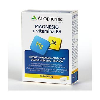 Arkovital Magnesium 30 capsules