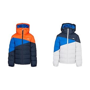 Trespass Childrens/Kids Layout Padded Jacket