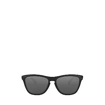 Oakley OO9013 kiillotettu musta miesten aurinkolasit
