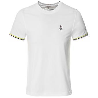 Psycho Bunny Tipped Crew Neck Norbury T-Shirt
