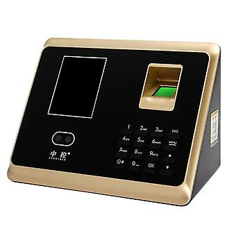 ZOKOTECH ZK-TA50 Face Fingerprint Password ID Card Recognition Time Attendance Machine 2.8 Inches TF