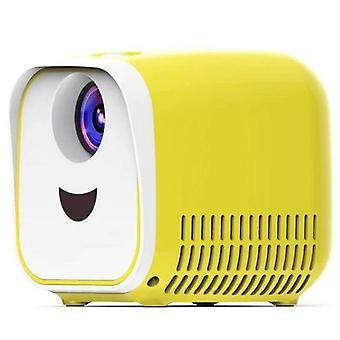 Vivibright L1 Projektor LCD 1000 Lumens Prezent dla dzieci projektor teatralny