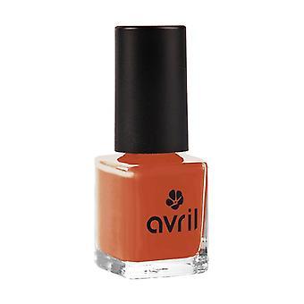 Tangerine nail polish 7 ml