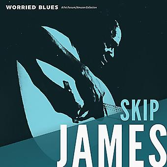 James,Skip - Worried Blues [Vinyl] USA import