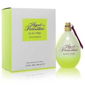 Agente Provocateur Elétrico Por Agente Provocateur Eau De Parfum Spray 3.4 Oz (mulheres) V728-554964