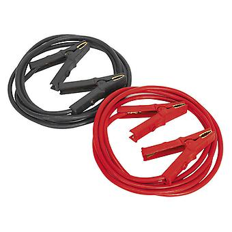 Sealey Bc4050Hd Heavy-Duty Booster Cables 40Mm