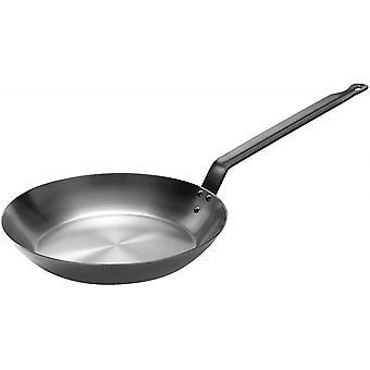 frying pan Lyonnaise 26 cm steel silver
