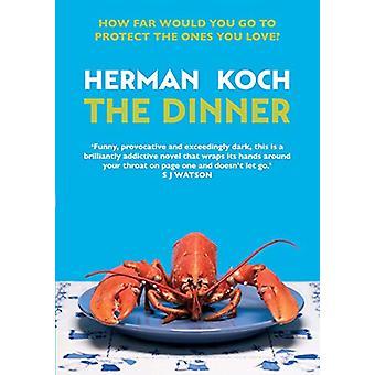 The Dinner by Herman Koch - 9781782394884 Book