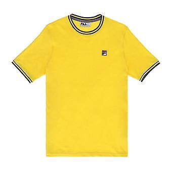 Fila Vintage Flank Mef001 360 Essential Ringer Half Sleeve T-shirt