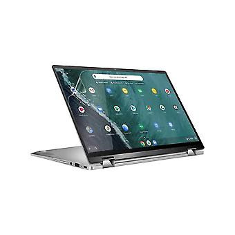 Celicious Matte Anti-Glare Screen Protector Film Compatible with Asus Chromebook Flip C434 [Pack of 2]